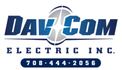 DavComElectric Logo